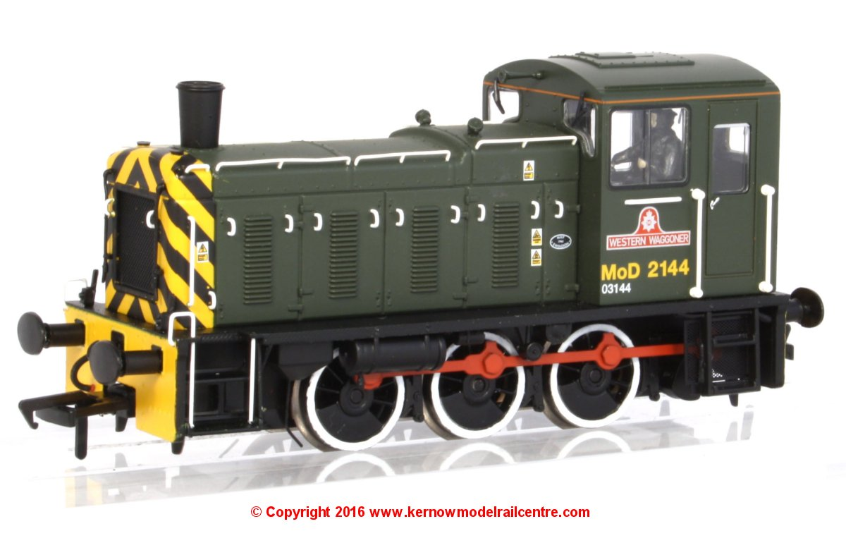 30-130 Bachmann Military Manoeuvres Train Set