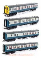 32-641Z Bachmann Class 491 4-TC Unit number 404 in BR Blue and Grey livery