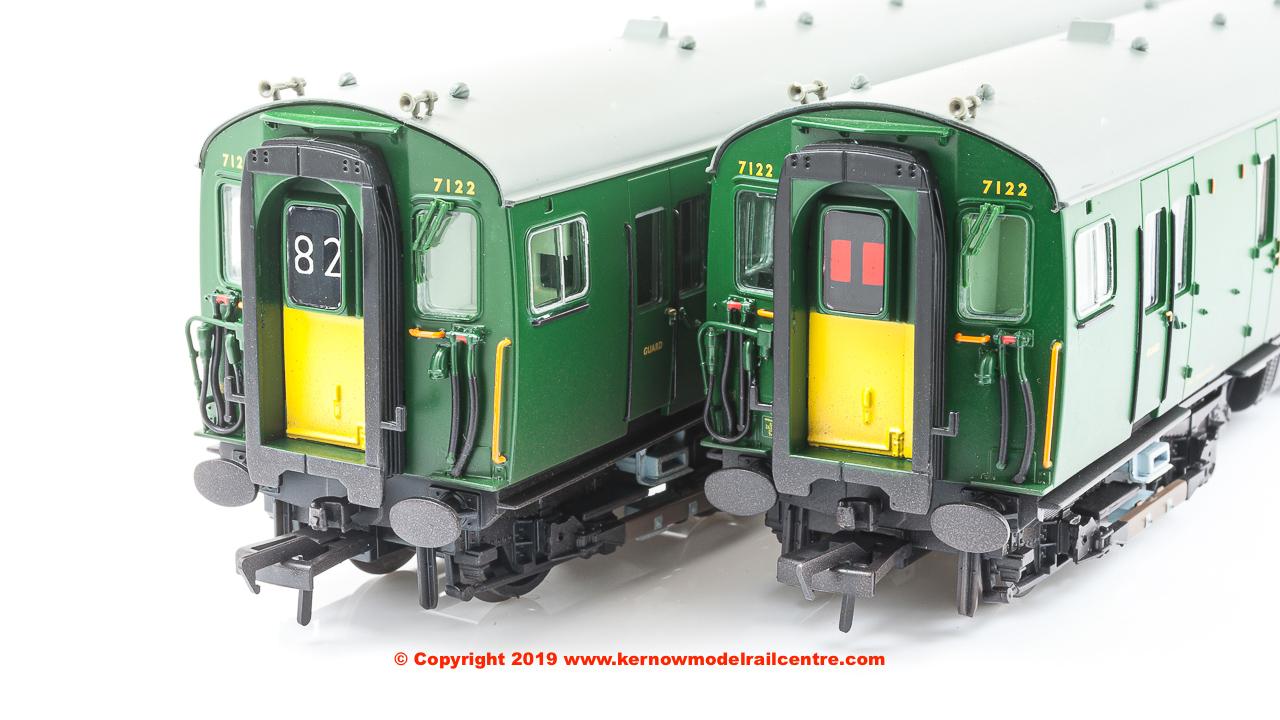31-426C WSL Bachmann Class 411 4-CEP 4-Car EMU 7122 BR SR Green image