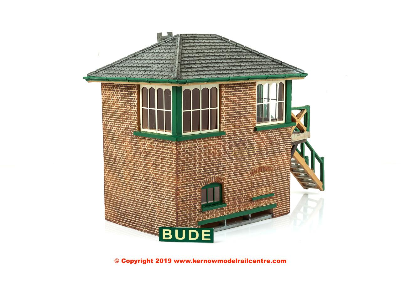 44-061Z Bachmann Scenecraft LSWR Brick Signal Box