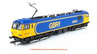 "R3741 Hornby Class 92 Co-Co Electric Locomotive number 92 043 named ""Debussy"" in GBRf Europorte livery"