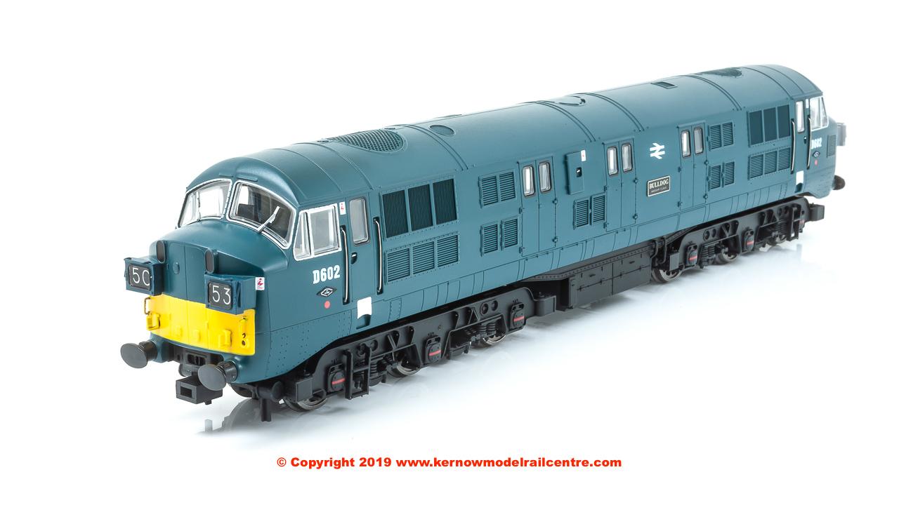 D600 Class 41Warship Diesel