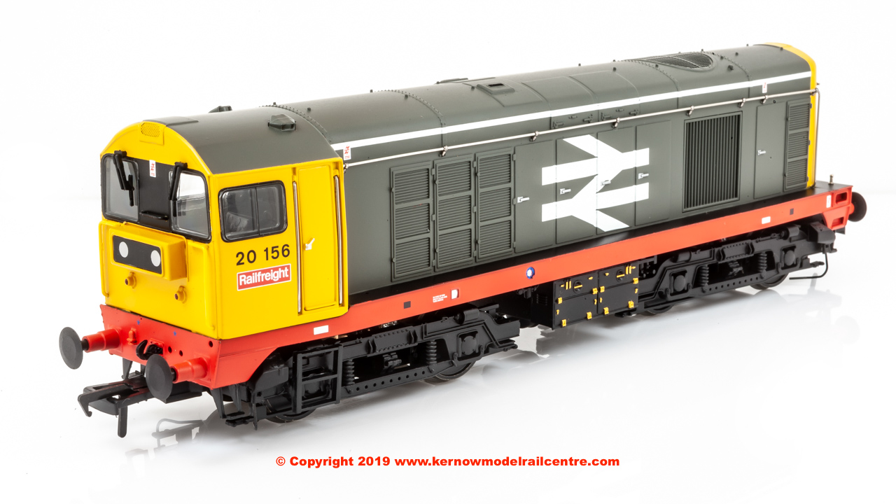 32-030DS WSL Bachmann Class 20 Diesel Locomotive number 20 156 image