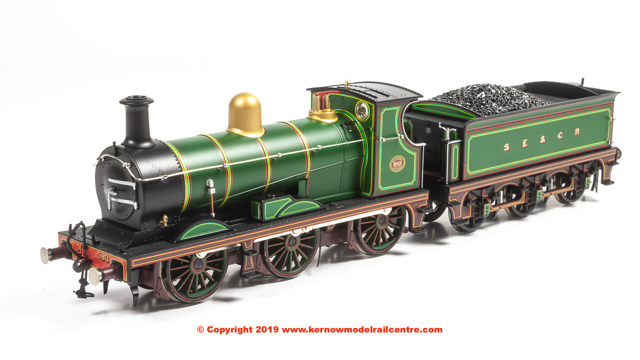 31-460A Bachmann SE&CR C Class Steam Locomotive number 583 image