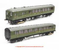 R3700 Hornby 2-BIL Electric Multiple Unit number 2152 in SR Olive Green livery