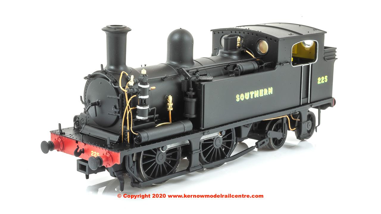 K2105 DJ Models 0-4-4T O2 Steam Locomotive number 225