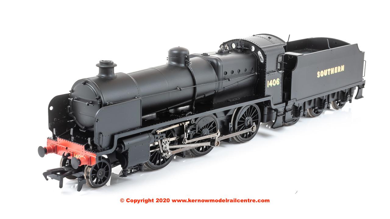 32-166 WSL Bachmann Southern N Class 1406 SR Black Image