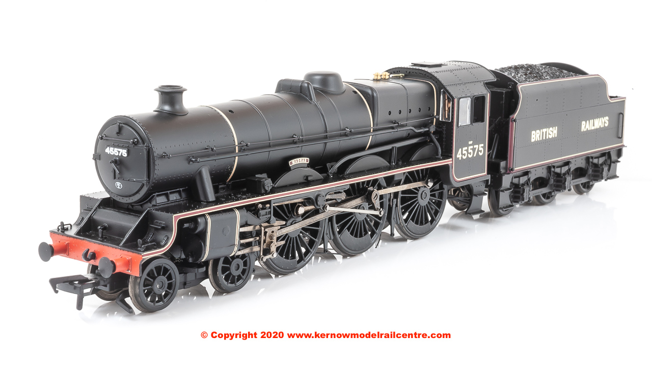 31-190 Bachmann Jubilee 45575 'Madras' BR Black image