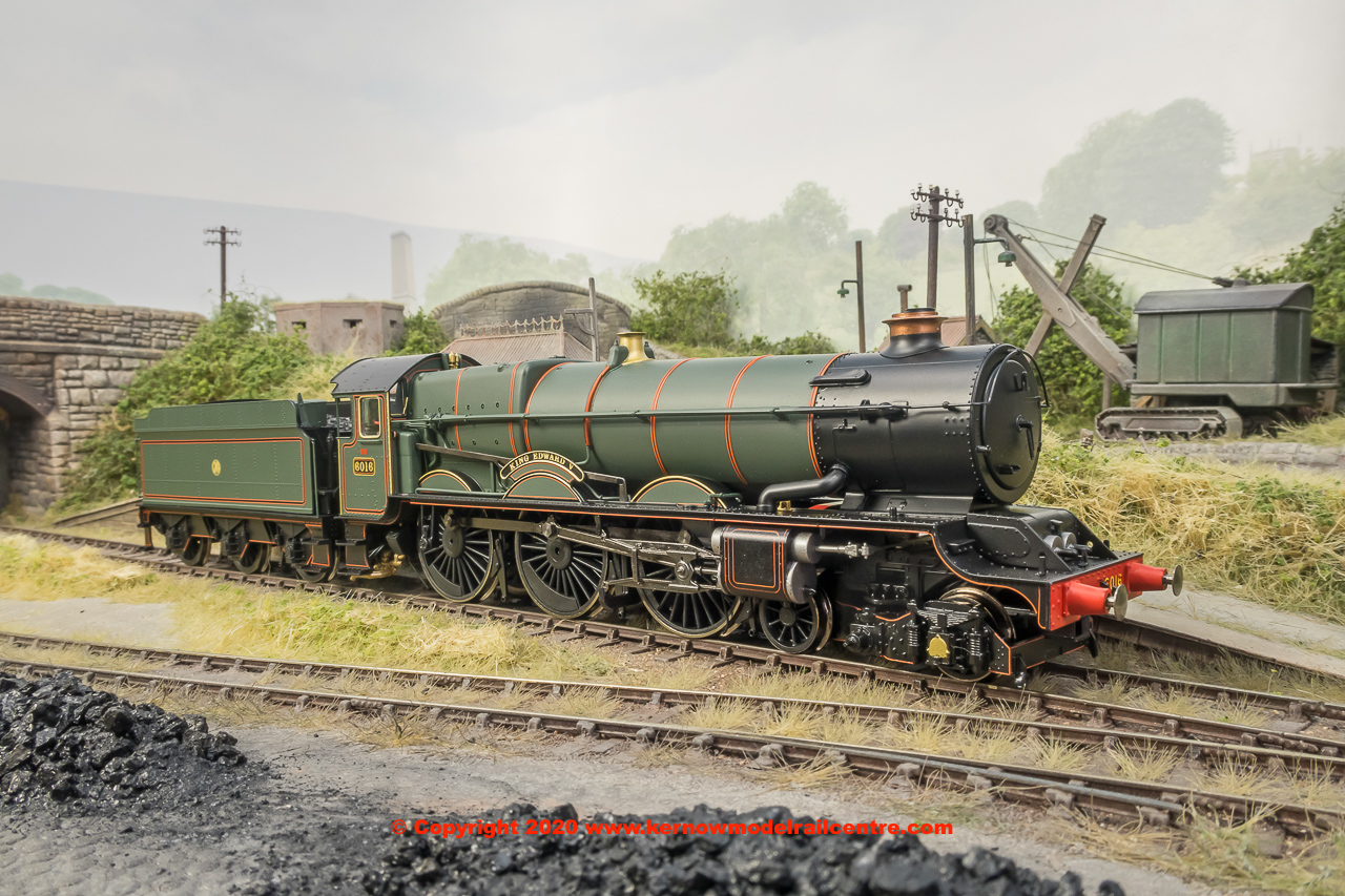 R3408 Hoirnby King Class number 6016 Image