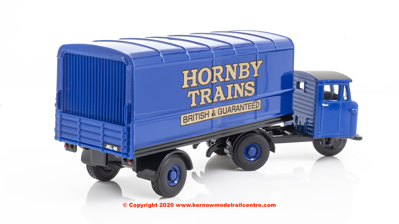 R7249 Hornby Skaledale Scammell Mechanical Horse Van Trailer, Centenary Year Limited Edition - 1957