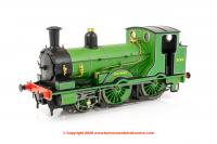 E85012 EFE Rail Beattie Well Tank 0-4-2 Steam Locomotive number 3298 in Southern Green livery - Preserved