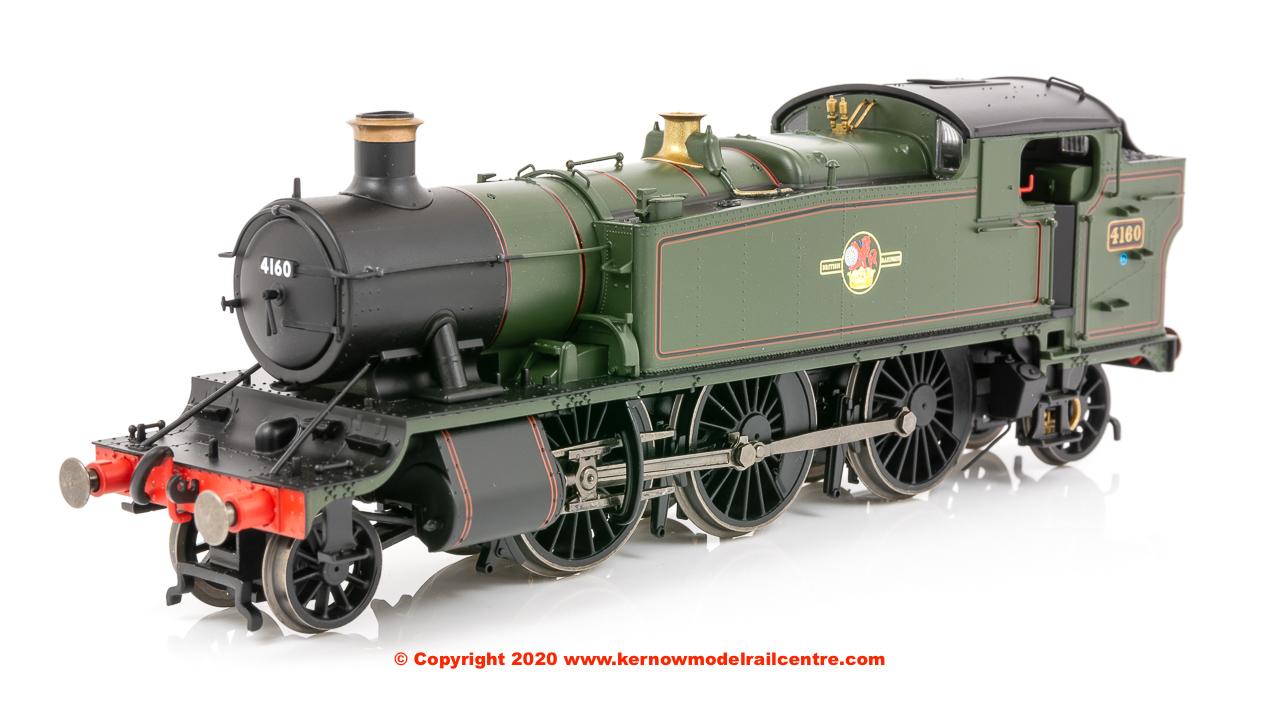 R3725 WSL Hornby GWR Class 5101 2-6-2T Large Prairie 4160