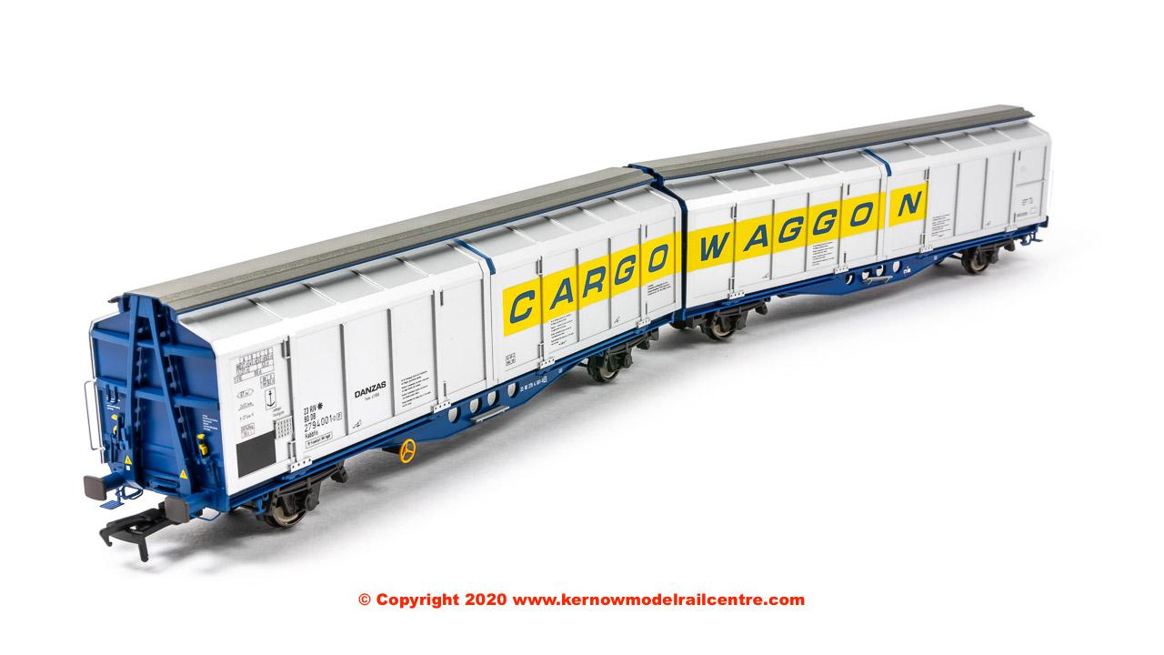 SB008A Revolution IZA Cargowaggon Image