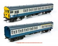 31-391 Bachmann Class 414 2-HAP EMU Set number 6063 in BR Blue & Grey livery