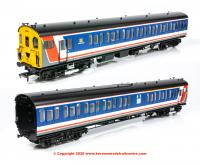 31-392 Bachmann Class 414 2-HAP EMU Set number 4308 in Revised Network SouthEast livery