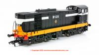 MM0125 Murphy Models Class 121 Diesel Locomotive number B125 in CIE Black and Tan Livery