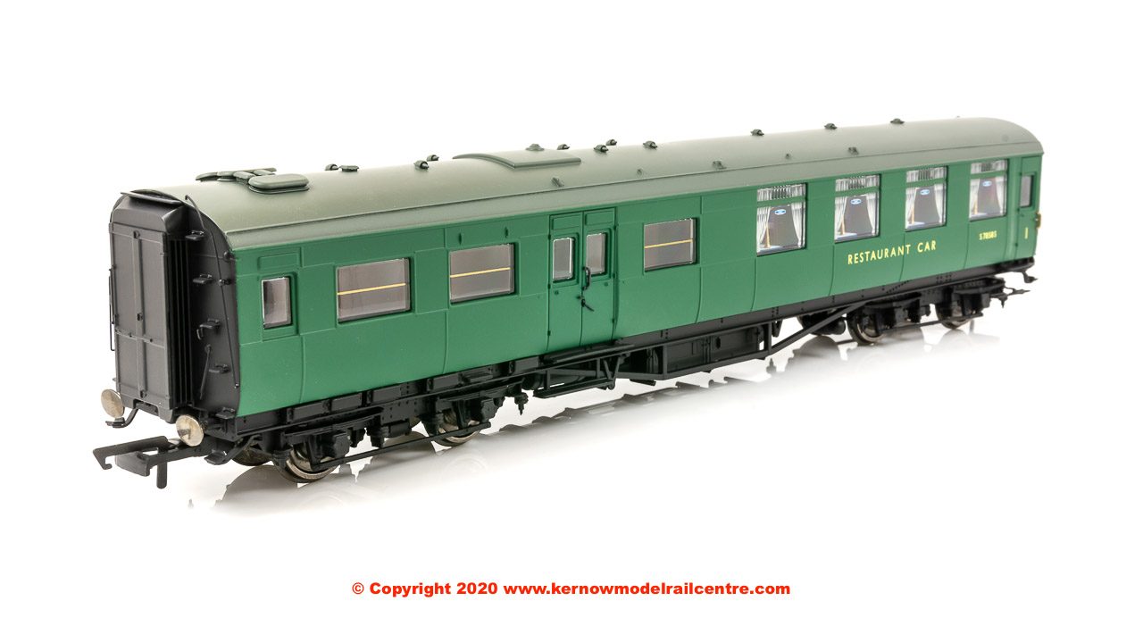 R4817A Hornby Maunsell Kitchen Dining First Coach number S7858A Image