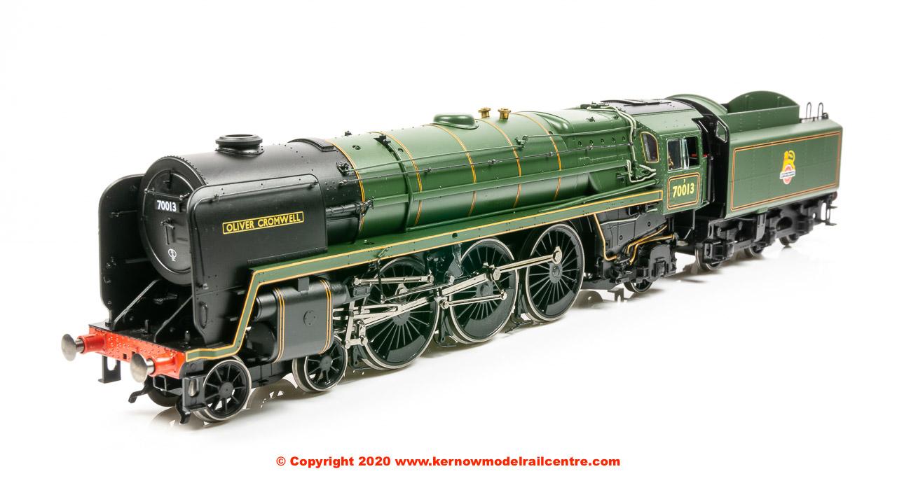 R3865 Hornby BR Std 7MT Britannia Class 4-6-2