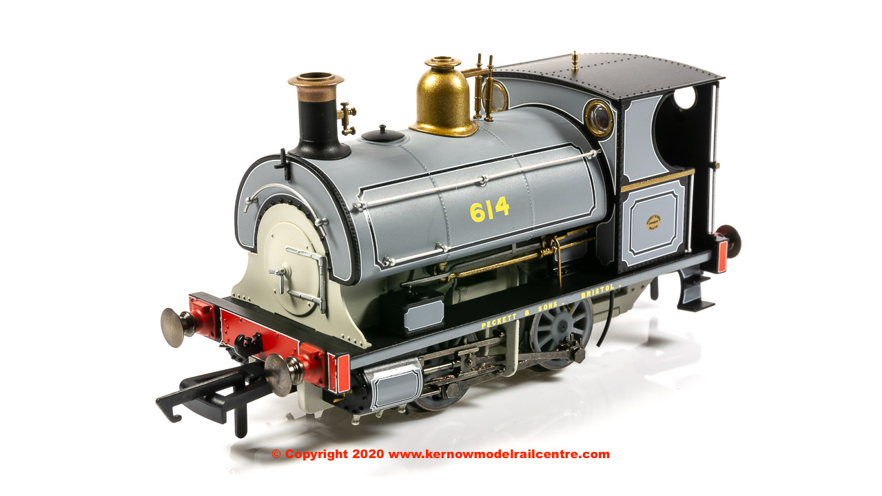 R3825 Hornby Centenary Year Limited Edition 2016 - Peckett 614 Image