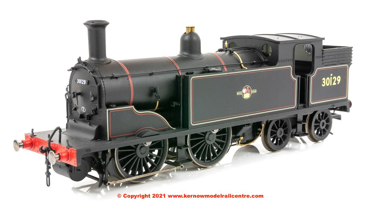 R3531 Hornby M7 Class Steam Locomotive number 30129 BR Black image