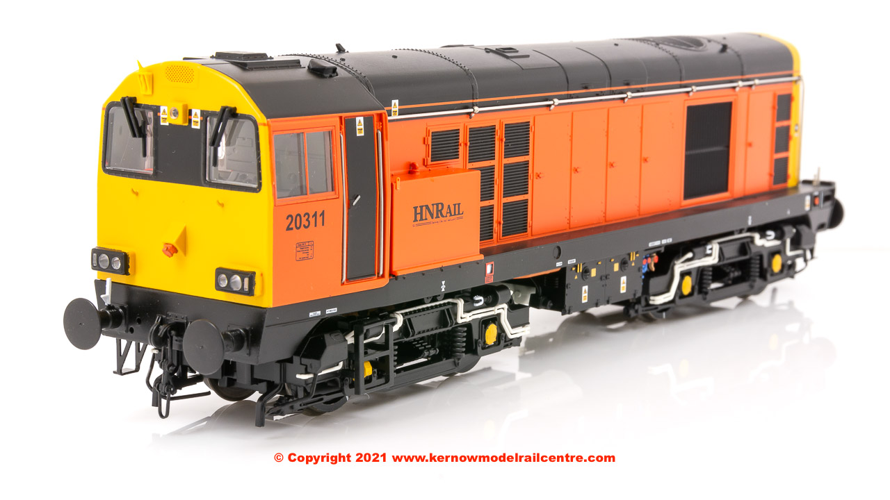 35-126 Bachmann Class 20/3 Diesel Locomotive number 20 311 image