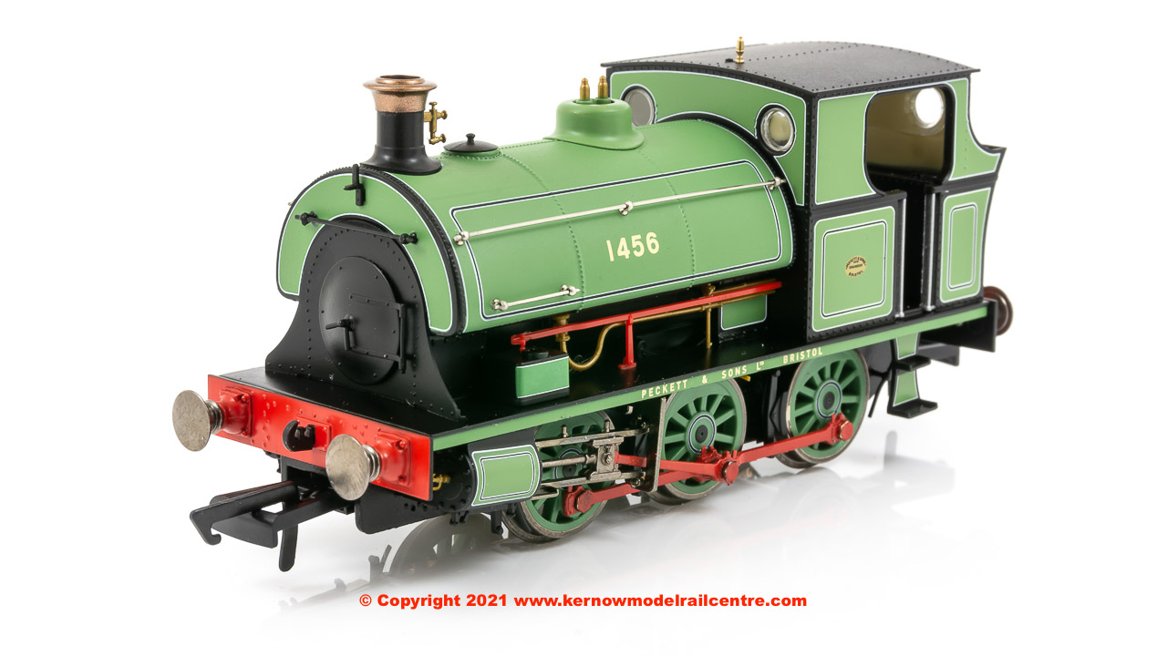 R3765 Hornby Bloxham Whiston Ironstone Co Ltd Peckett B2
