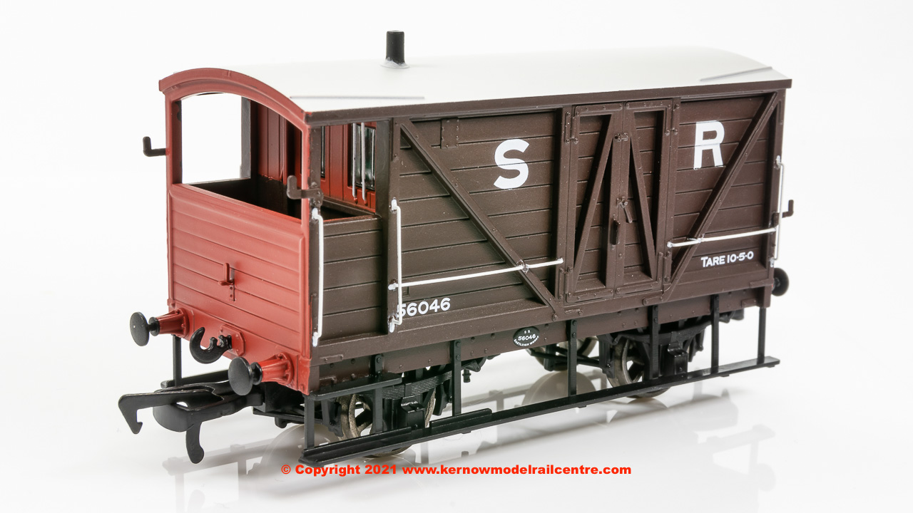 SB003A LSWR Road Van Image
