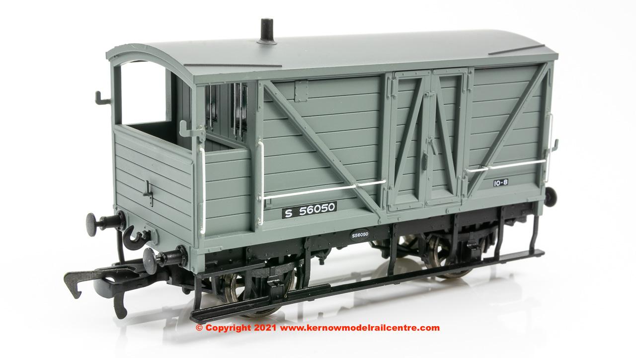 SB003E LSWR Road Van Image