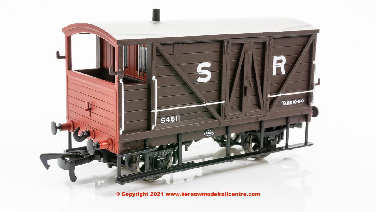SB003H LSWR Road Van Image