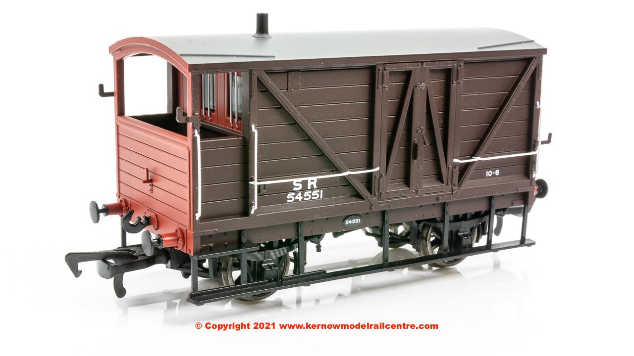 SB003J LSWR Road Van Image