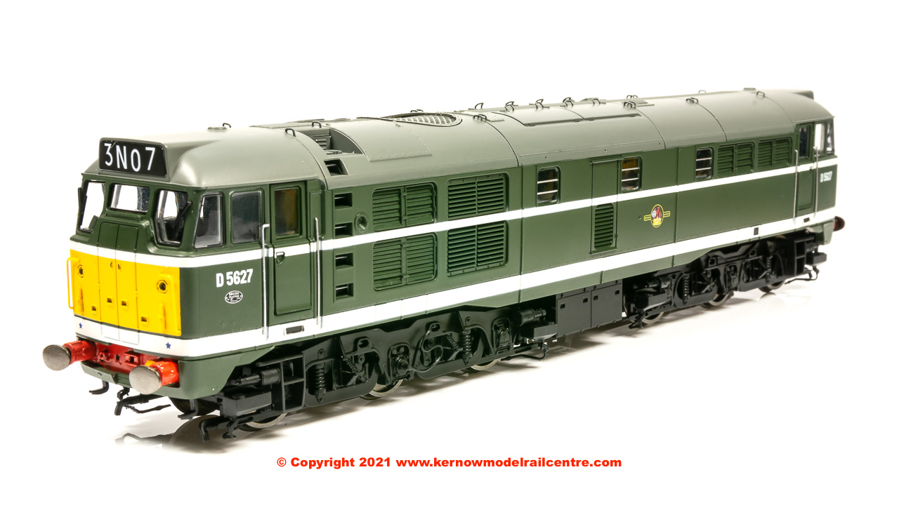R3917 Hornby Class 31 A1A-A1A Diesel Locomotive number D5627 Image