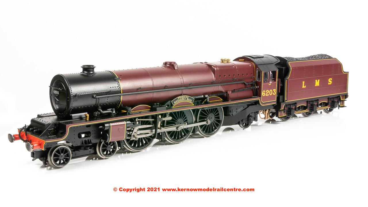 R30001 Hornby Princess Royal 4-6-2 Steam Loco number 6203 Image