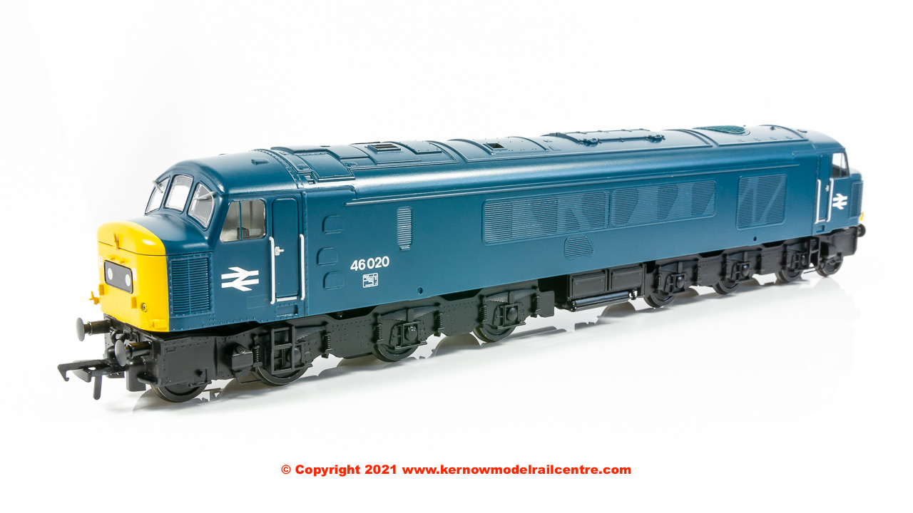 32-701A Bachmann Class 46 Diesel number 46 020 in BR Blue livery image