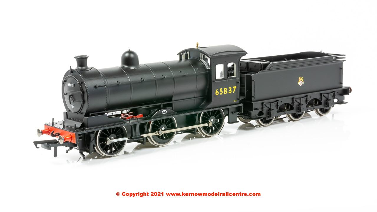 OR76J27002 Oxford Rail LNER J27 Steam Locomotive number 65837 image