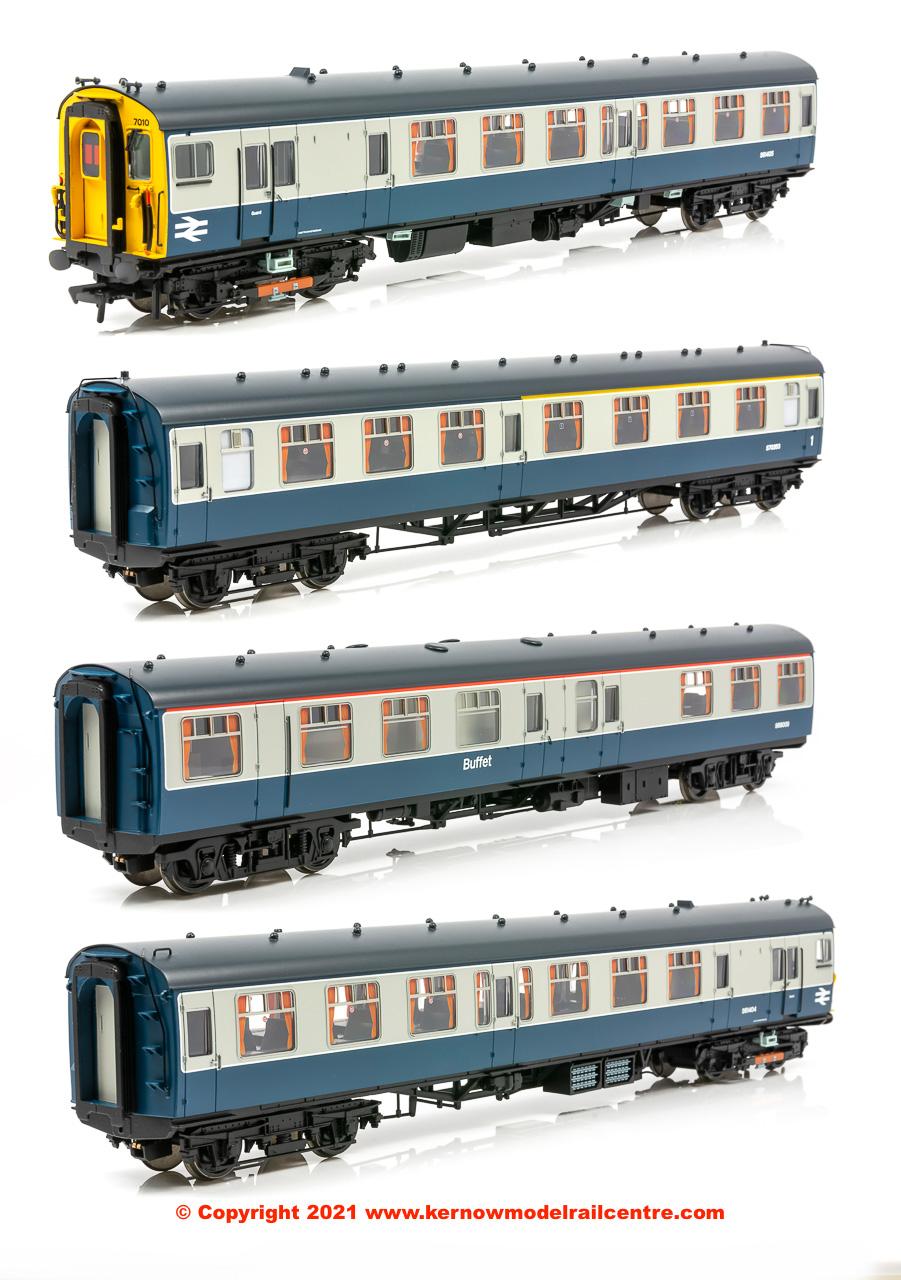 31-491 Bachmann Class 410 4 Car 4-BEP EMU Set number 7010 image