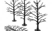 TR1123 Woodland Scenics Tree Armatures, 12 Deciduous