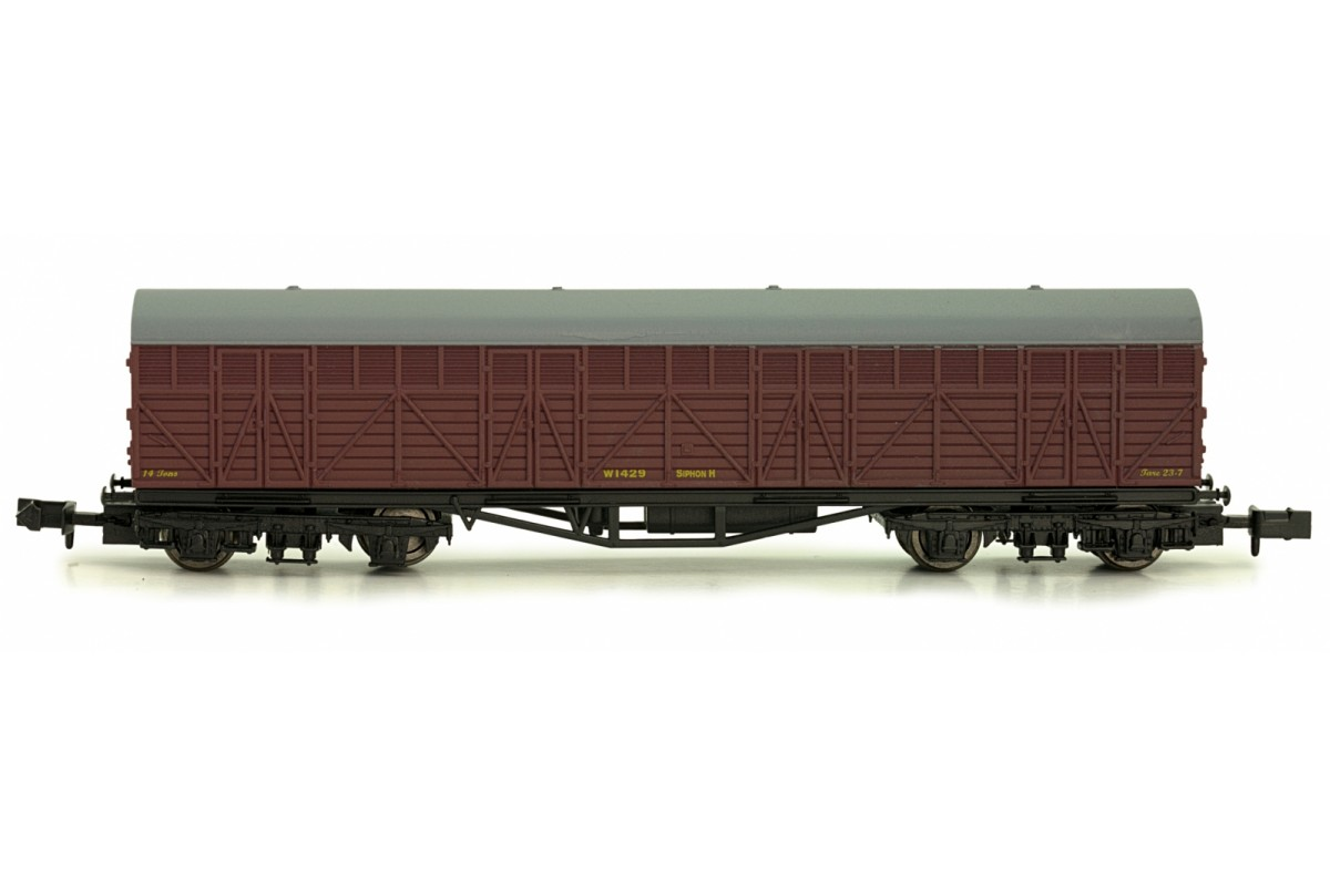 2F-023-011 Dapol Siphon H Wagon number W1429 in BR livery