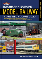 Catalogue - Bachmann Europe Model Railway Combined Volume 2020 - Item ref 36-2020