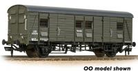 374-419 Graham Farish SR CCT Covered Carriage Truck BR