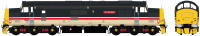 "ACC231837419DCC Accurascale Class 37/4 Diesel Locomotive number 37 419 named ""Carl Haviland 1954 - 2012"" in Intecity Mainline livery"