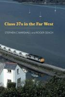 Book - Class 37s in the Far West by Stephen C Marshall and Roger Geach
