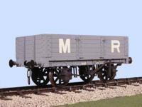 4027 Slaters MR 8 ton 5 Plank Mineral Wagon (side door).