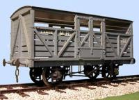 4031 Slaters MR Long Cattle Wagon