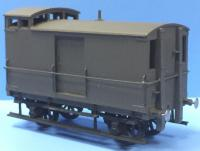 4043 Slaters NER Birdcage Brake Van