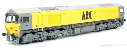 "4D-005-001DM Dapol Class 59 Diesel Locomotive number 59 103 named ""Village of Mells"" in ARC livery"
