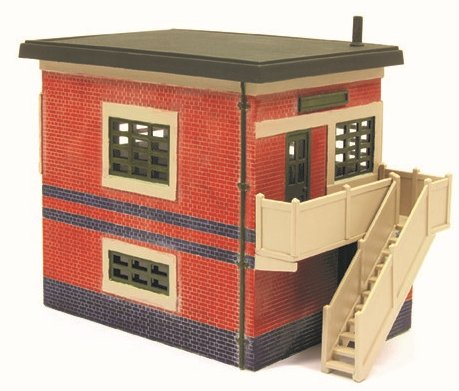 554 Ratio ARP Wartime Signal Box Kit