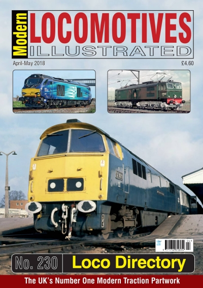 Magazine - Modern Locomotives Illustrated 230 - The Loco Directory