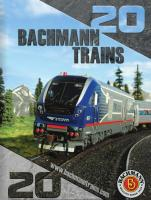 Catalogue - Bachmann USA 2020 All Scales item ref 99820