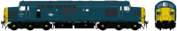 ACC230437001 Accurascale Class 37/0 Diesel Locomotive number 37 001 in BR Blue livery
