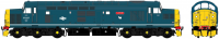 "ACC230537027 Accurascale Class 37/0 Diesel Locomotive number 37 027 ""Loch Eil"" BR Blue"